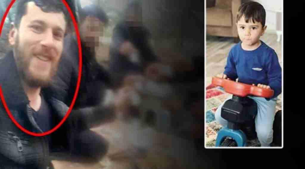 4 yaşındaki oğlunu öldürüp selfie çekti