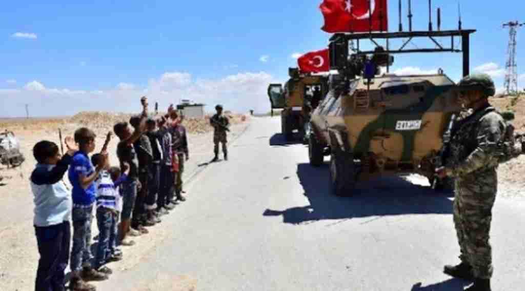 ABD, Pentagon Sözcüsünden, Mehmetçiğin Münbiç'teki hareketliliğine açıklama!