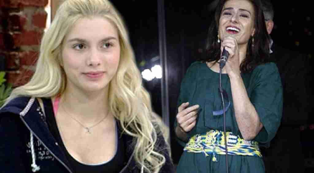 Aleyna Tilki, Yıldız Tilbe'nin iftar yemeğine damga vurdu