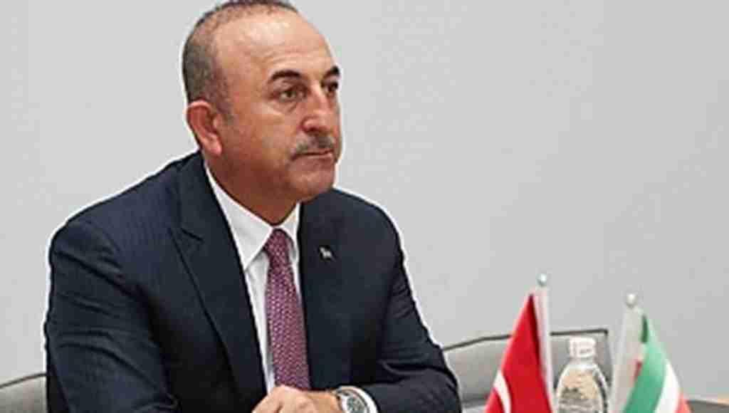 Bakan Çavuşoğlu'ndan Adil Öksüz açıklaması