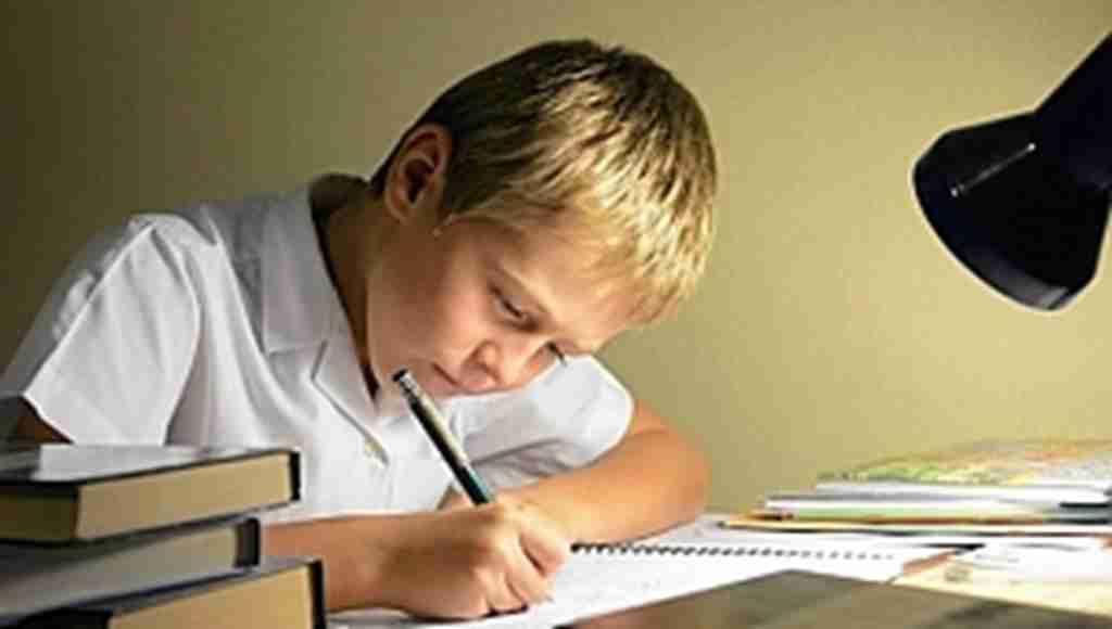 Bakan'dan 'ev ödevi açıklaması