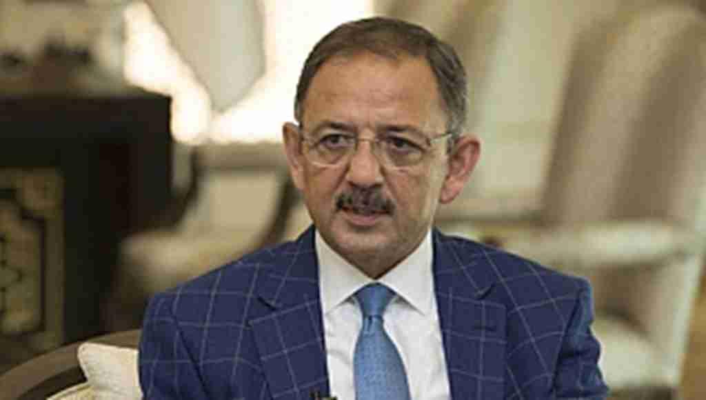 """Bakan Özhaseki: """"Bundan sonra yapan 1 sene hapis yatacak"""""""