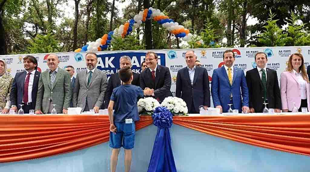 Bursa'da açıklamada bulunan Başbakan Yardımcısı Hakan Çavuşoğlu: