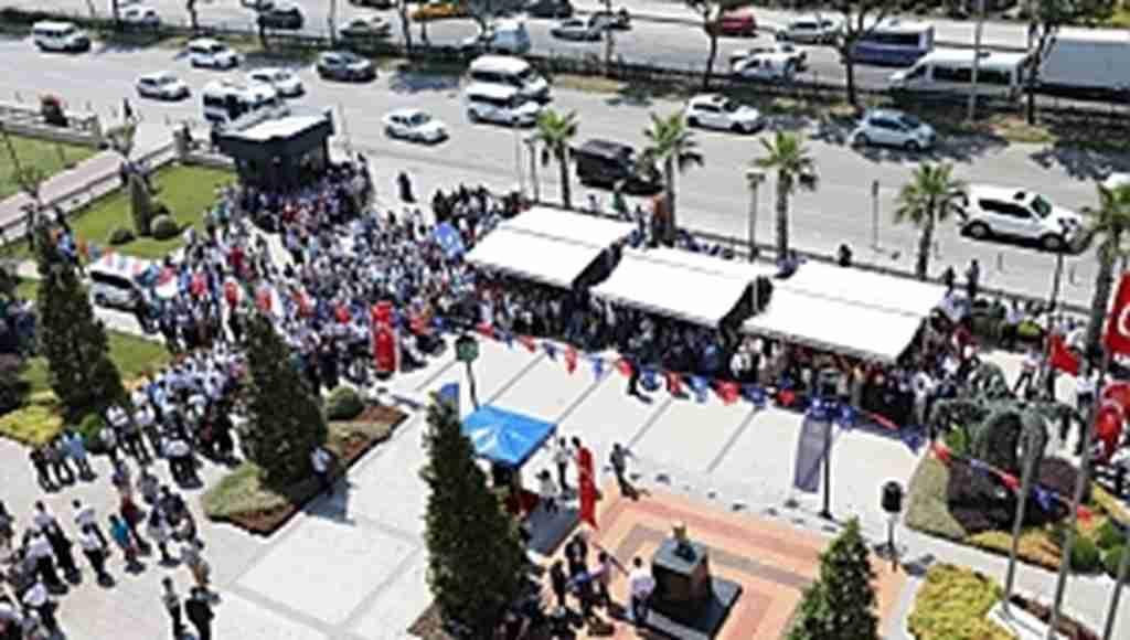 Büyükşehir'de 'bayram' coşkusu - Bursa Haberleri