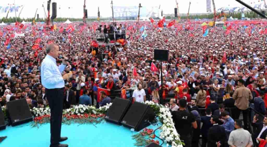 Cumhurbaşkanı Erdoğan'dan muhalefete çok sert çıkış