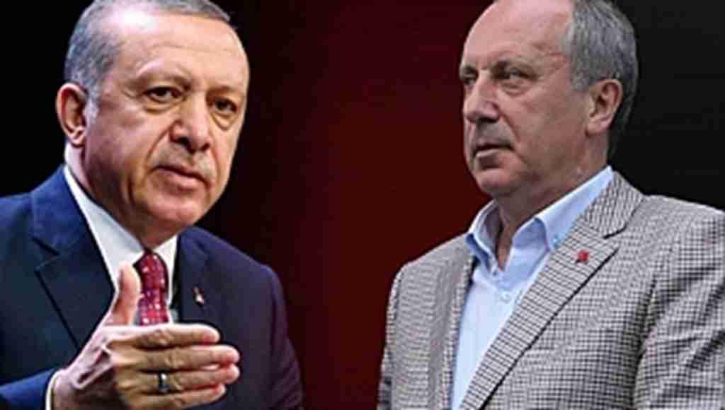 """Cumhurbaşkanı Erdoğan'dan Muharrem İnce'nin """"Beyaz Türk"""" çıkışına cevap verdi!"""