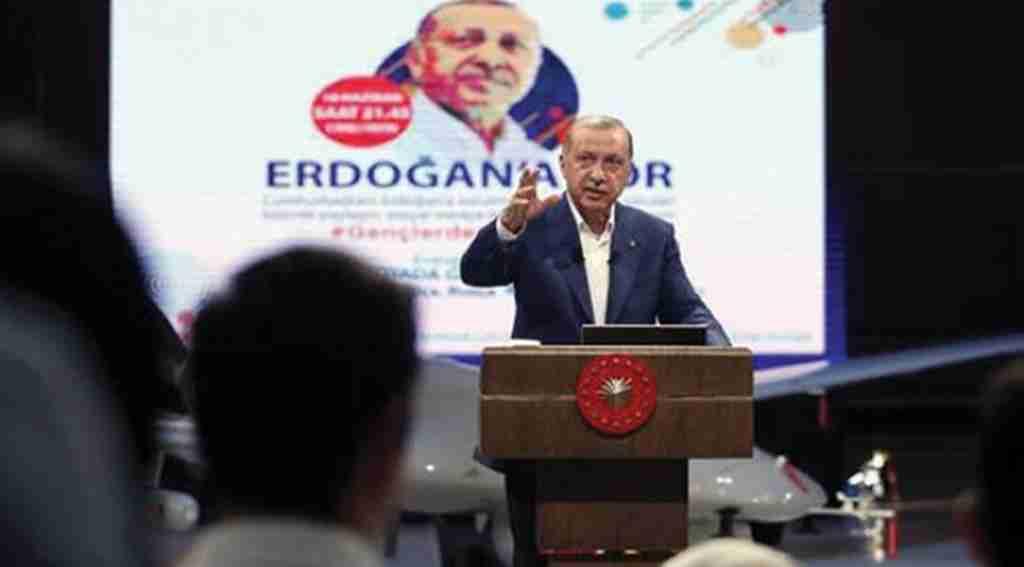 Cumhurbaşkanı Erdoğan, gençlerin sorularını yanıtladı