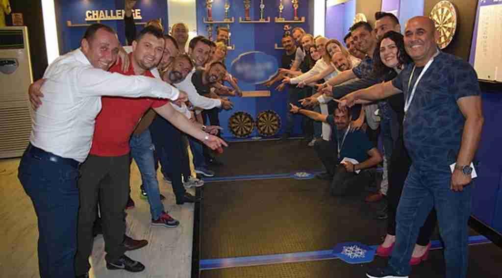 Dart turnuvasında kazananlar belli oldu - Bursa Haberleri
