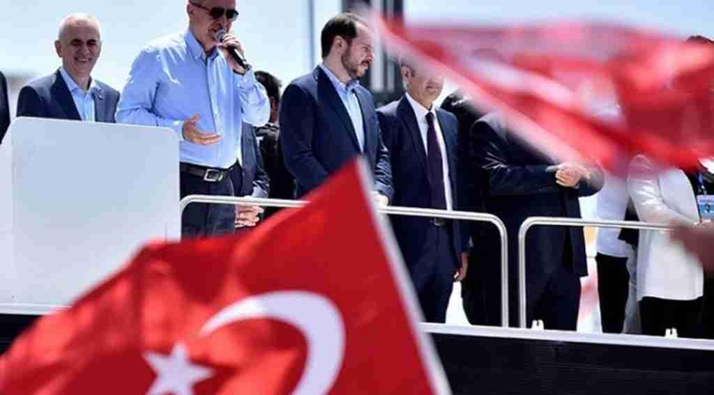 Erdoğan'dan İnce'ye,