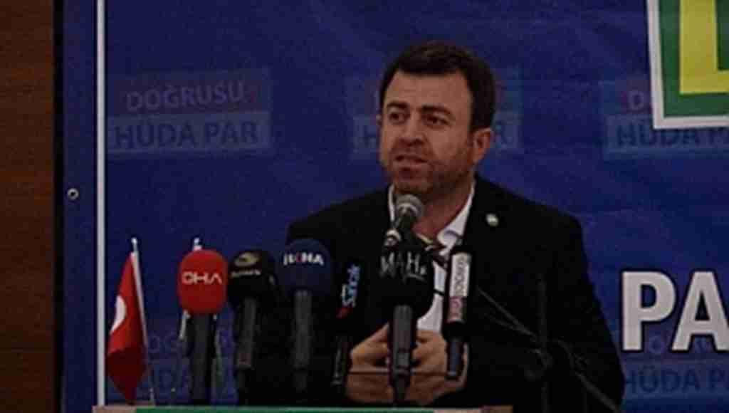 HÜDA PAR lideri Yavuz: Bütün yanlışlara 'evet' demeyeceğiz - Bursa Haberleri