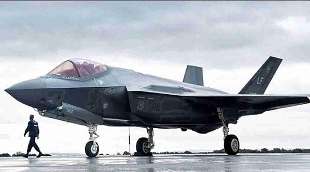 """Hükümetten kritik F-35 açıklaması, """"Her şey tehlike altında"""""""