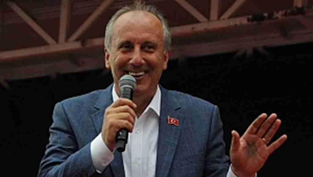 """İnce'den Erdoğan'a: """"Şimdi kaldır elini tutan mı var?"""""""