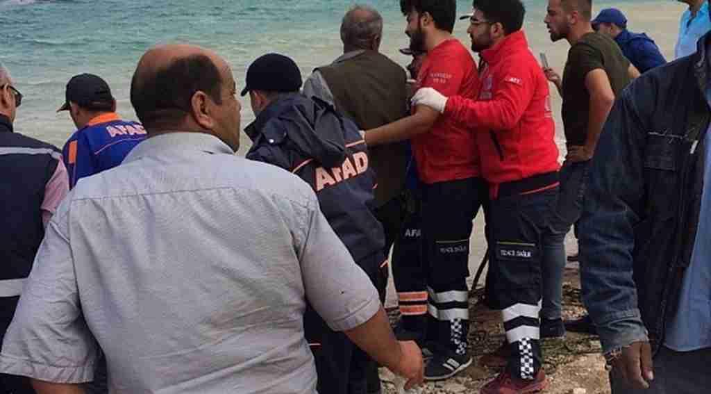 Kahreden ölüm haberi! 15 yaşındaki genç kız baraj gölünde boğularak hayatını kaybetti!