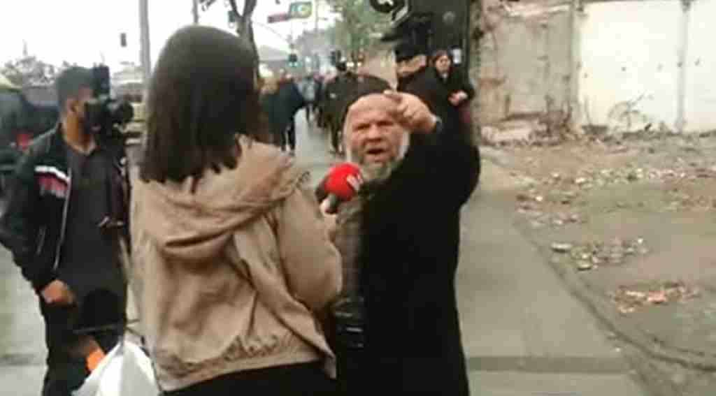 'Laiklik elden gidiyor' diyen fenomen amca AK Parti reklamından çıkarıldı!