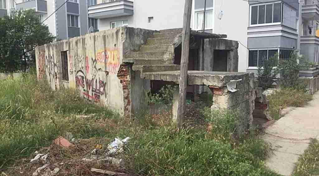 Metruk binalar yıkılıyor - Bursa Haberleri