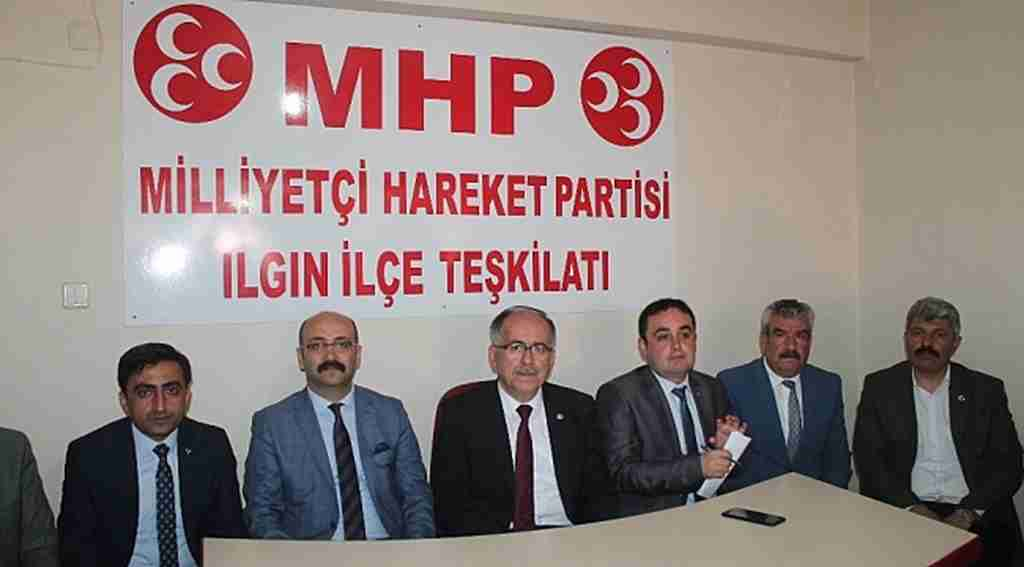 """MHP Genel Başkan Yardımcısı: """"24 Haziran'da tekrar bayram yaşayacağız"""""""