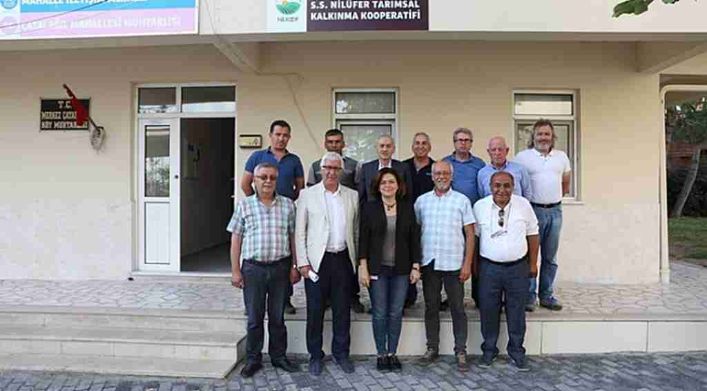 Nilüfer'de tarım ve hayvancılık hak ettiği değere kavuşacak - Bursa Haberleri