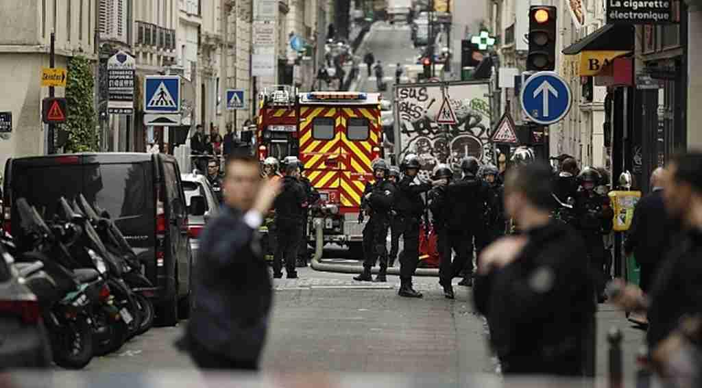 Paris'te meydana gelen rehine olayında gelişme! Kriz sona erdi!