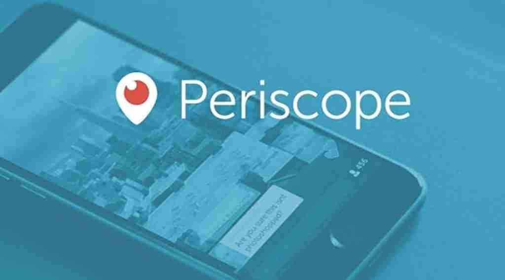 Periscope TV'ye erişim engellenecek!