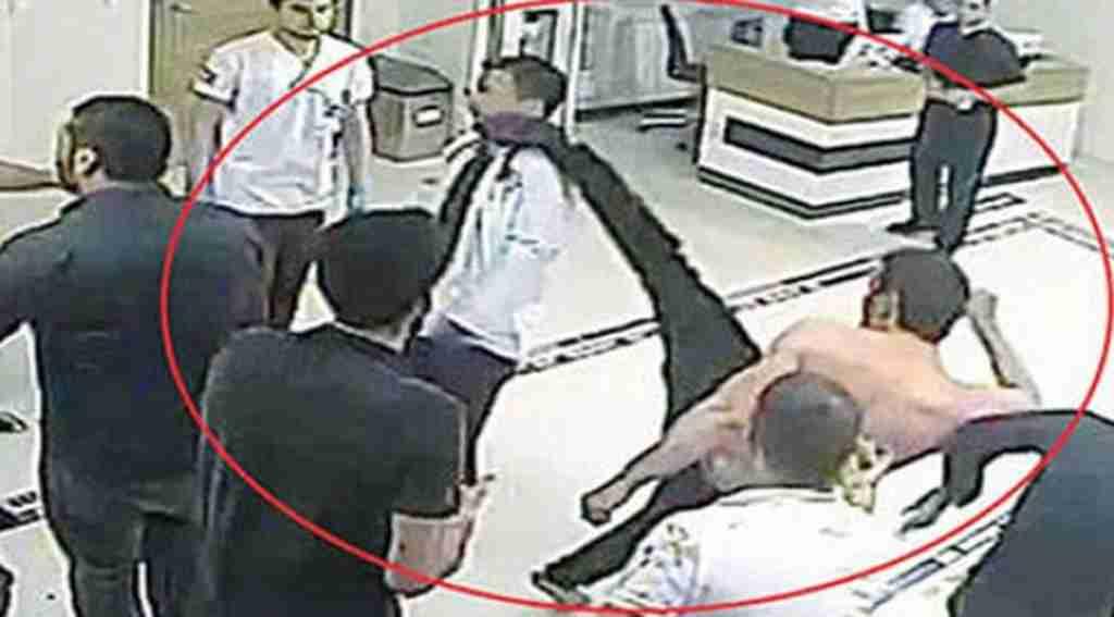 Savcılık serbest bıraktı, valilik araya girdi, doktora saldıran zanlılar tutuklandı