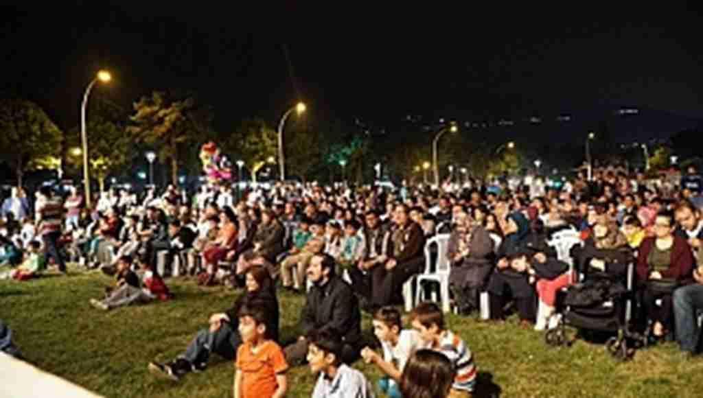 Şehr-i Ramazan'a muhteşem final - Bursa Haberleri