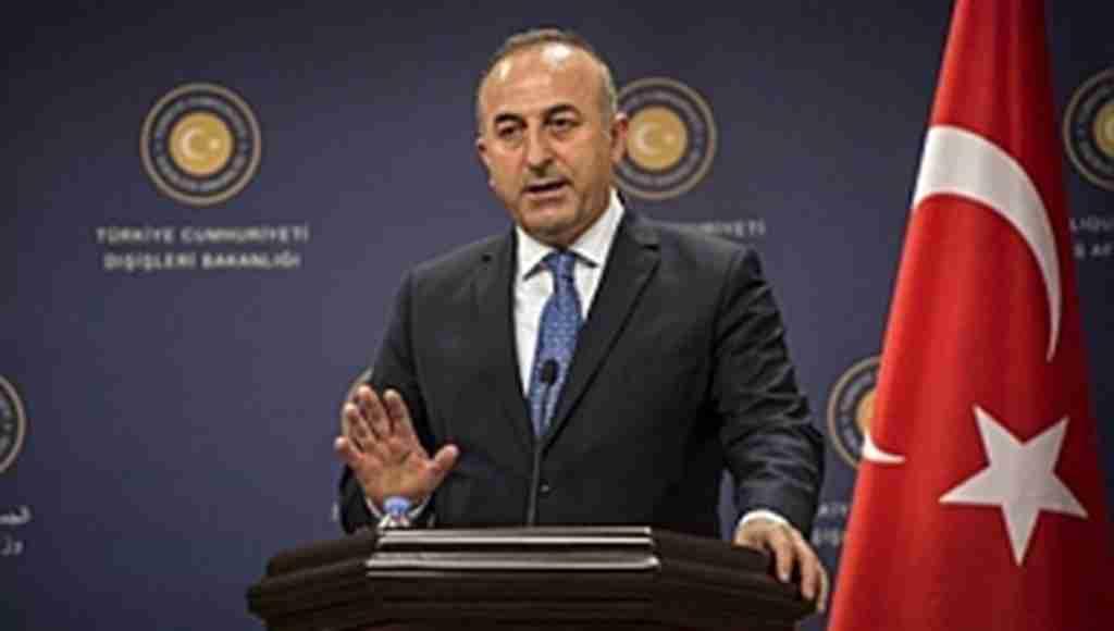 """Bakan Çavuşoğlu, """"Münbiç bitince diğer bölgelere girilecek"""""""