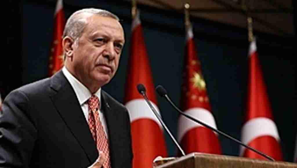 Başkan Erdoğan meydan okudu:''Sahada kazandık masada kaybetmeyeceğiz''