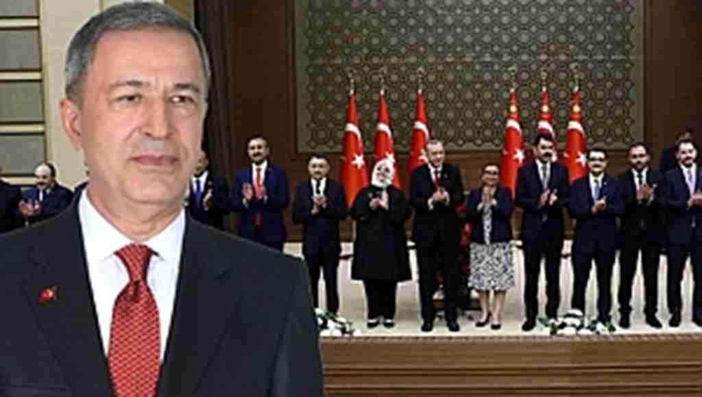 Başkan Erdoğan ve Savunma Bakanı Hulisi Akar'dan ilk ortak operasyon!