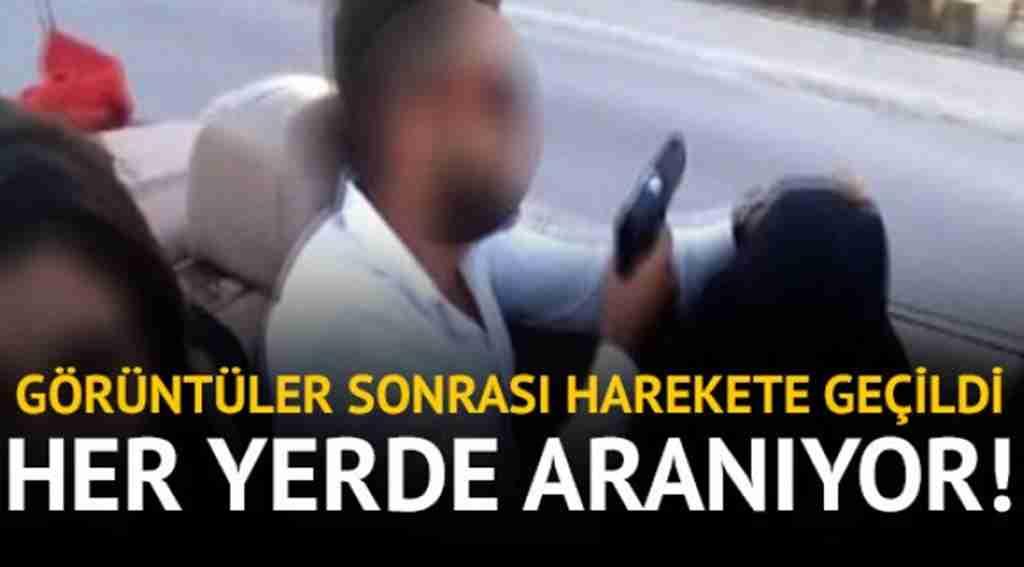 Bursa'da bu görüntülerden sonra savcılık harekete geçildi! Damat ve sağdıcı her yerde aranıyor!