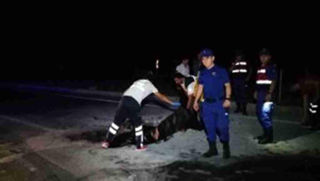 Bursa'da dehşete düşüren kaza yanarak can verdiler - Bursa Haber