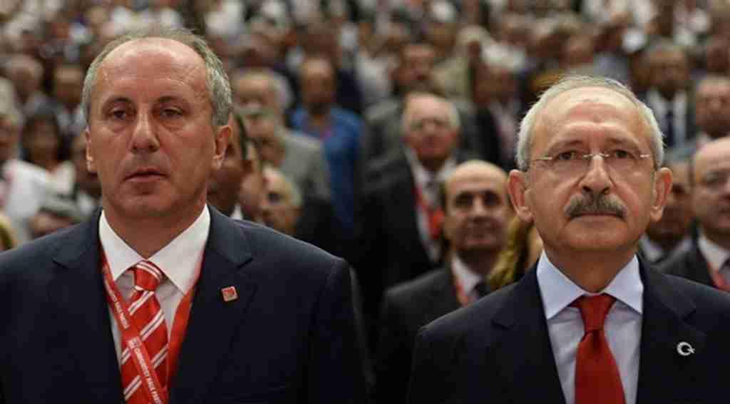 CHP Genel Merkezi kurultay talep eden muhaliflere rest çekti!