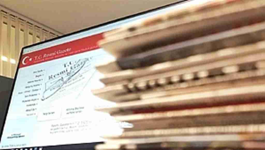 Cumhurbaşkanı Seçimi Kanunu'nda değişiklik yapan KHK yayımlandı