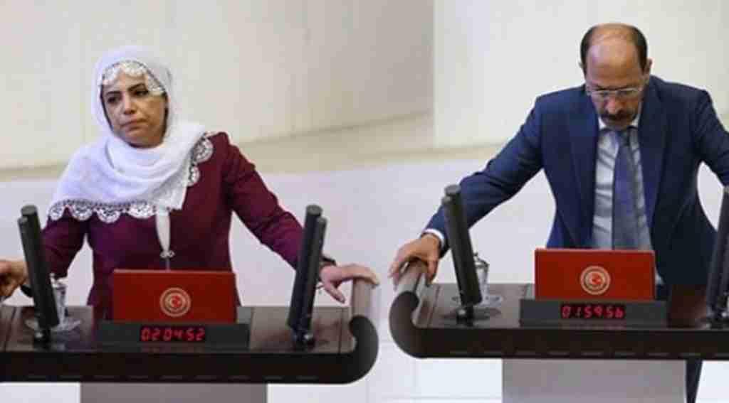 Eren Bülbül'ü şehit eden teröristin cenazesine katılan HDP'li vekiller hakkında soruşturma