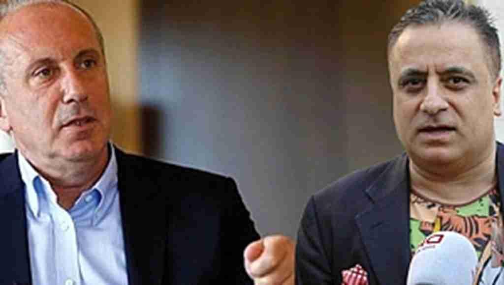 Erol Köse'den olay yaratacak Muharrem İnce açıklaması:''İkile...''