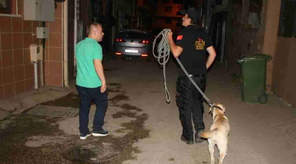 İz takip köpeği sokak sokak yaşlı adamı aradı - Bursa Haberleri