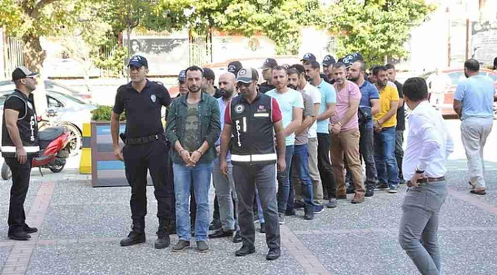 Kaçak silah operasyonu: 9 tutuklu - Bursa Haberleri