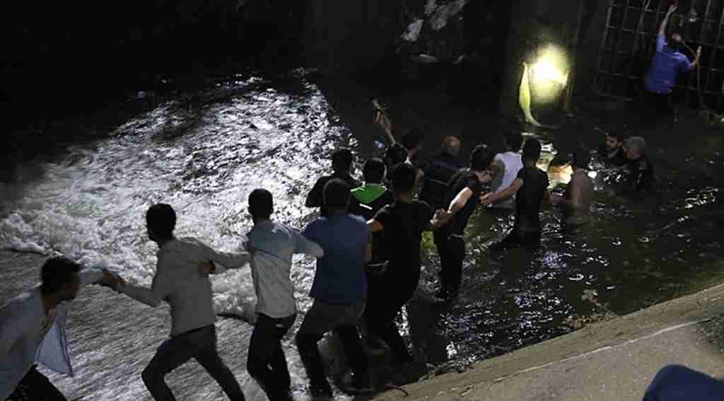 Kahreden haber! Su kanalında kaybolan kardeşlerden acı haber!