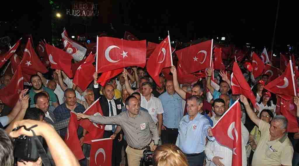 Mudanya 15 Temmuzu yeniden yaşadı - Bursa Haberleri