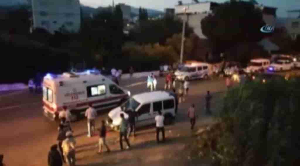 Pompalı tüfekle katliam! Damat eşi ve ailesine saldırdı: 5 ölü 4 yaralı!