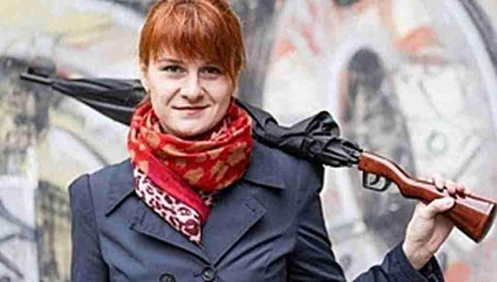 Rus vatandaşına 'ajanlık' tutuklaması
