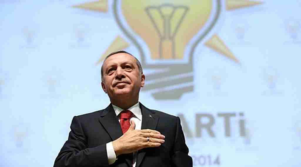 AK Partide Meclis görevleri belli oldu