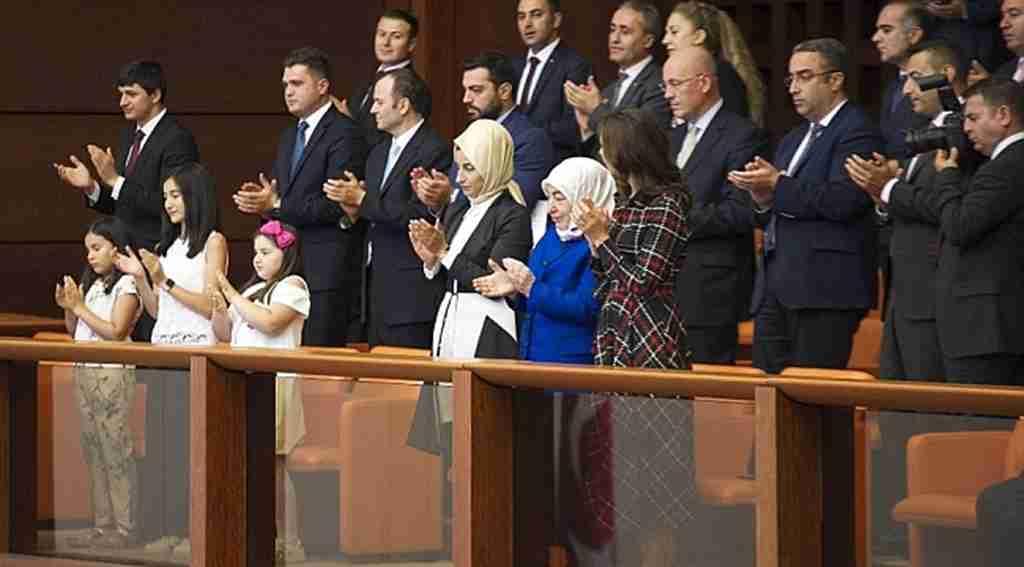 Türkiye Büyük Millet Meclisi (TBMM) 28. Başkanı Binali Yıldırım
