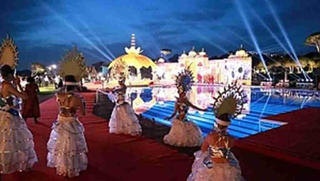 Türkiye'deki 5 milyon dolarlık düğün başlamadan bitti