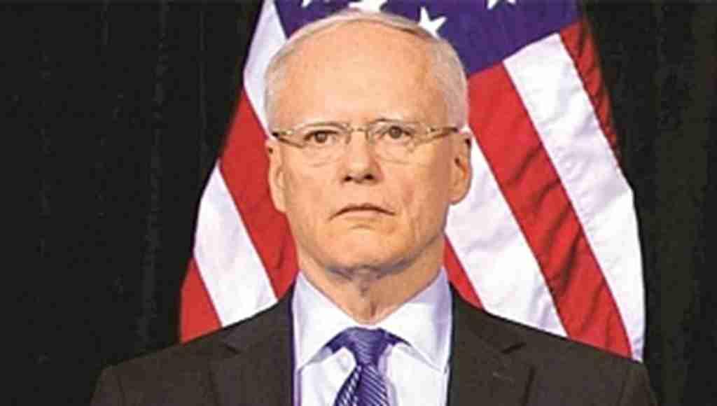 ABD'nin eski Ankara Büyükelçisine kritik görev