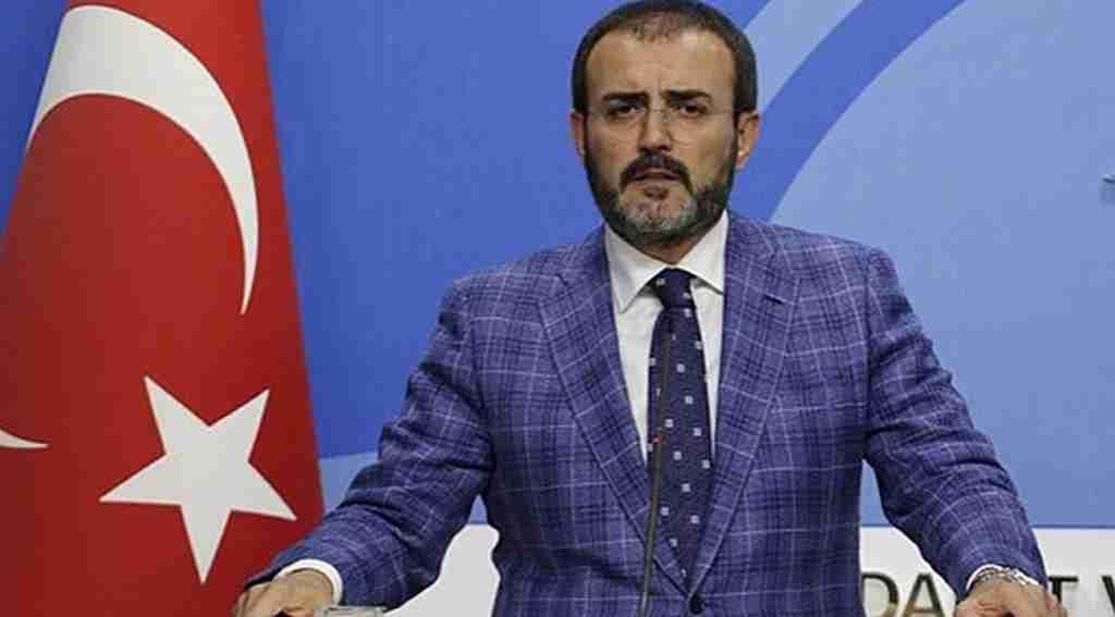AK Parti Sözcüsü Ünal: 'Kongre sonrası parti yönetiminin yarısı yenilenecek'