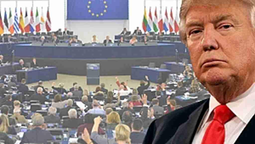 Avrupa Parlamentosu Türkiye Forumu'ndan Trump'a tepki