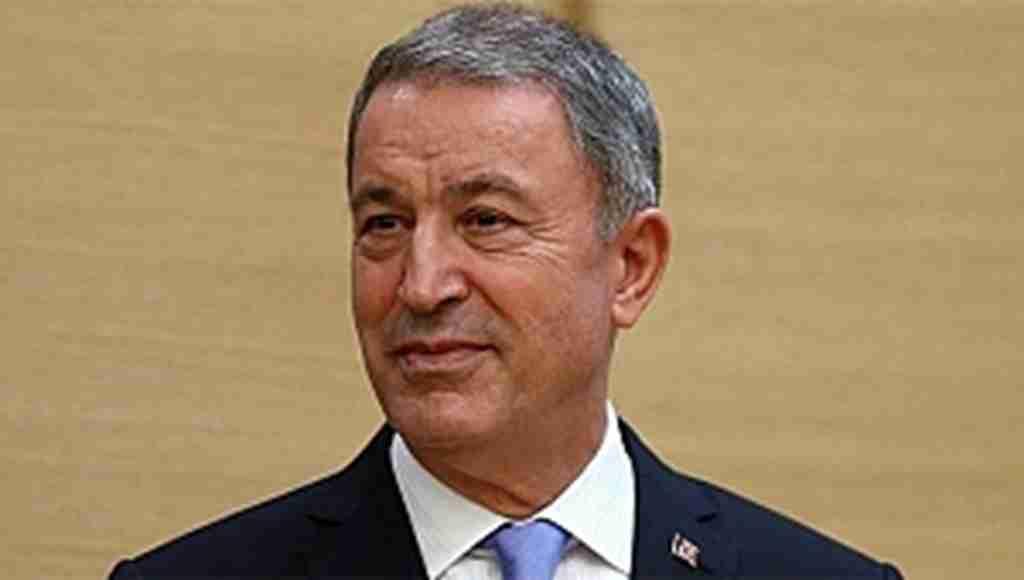 Bakan Hulusi Akar'dan Münbiç açıklaması