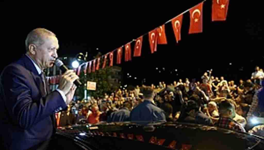 """Cumhurbaşkanı Erdoğan: """"Onların doları varsa bizim de halkımız var"""""""