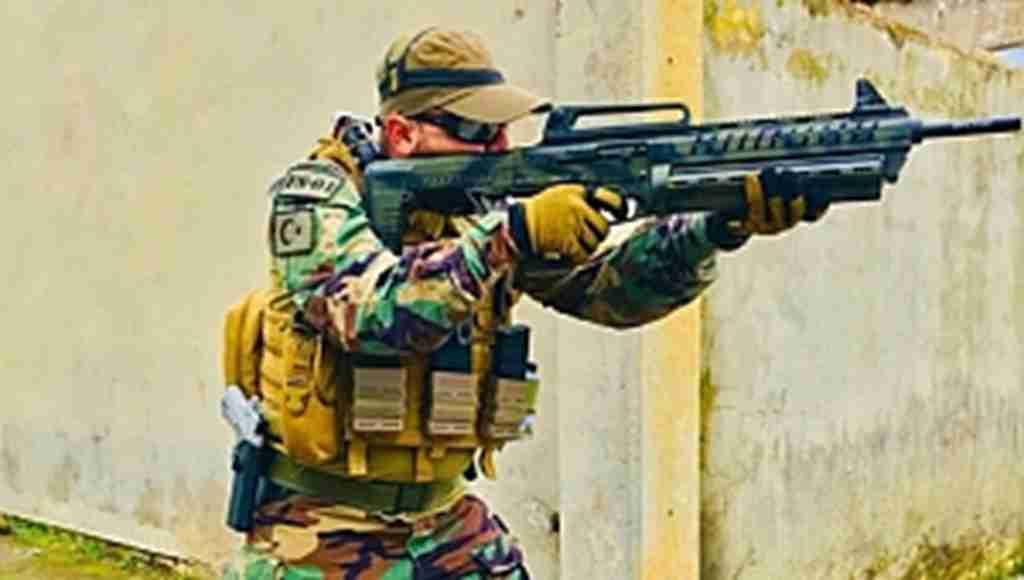 Erdoğan'ın milli savunma çağrısından sonra yüzde yüz milli tüfeğin yapımı bitti