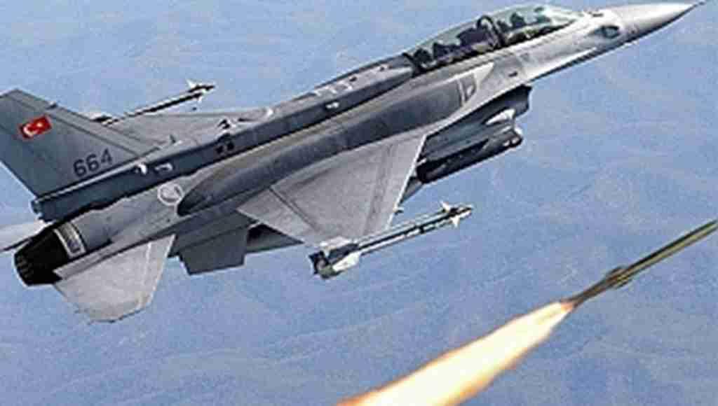 F-16'lar vurdu! 1 terörist yaralı ele geçirildi
